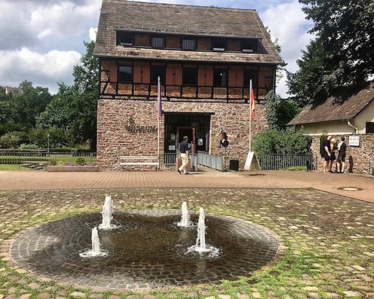 Münchhausen-Museum Bodenwerder Weser Deutschland