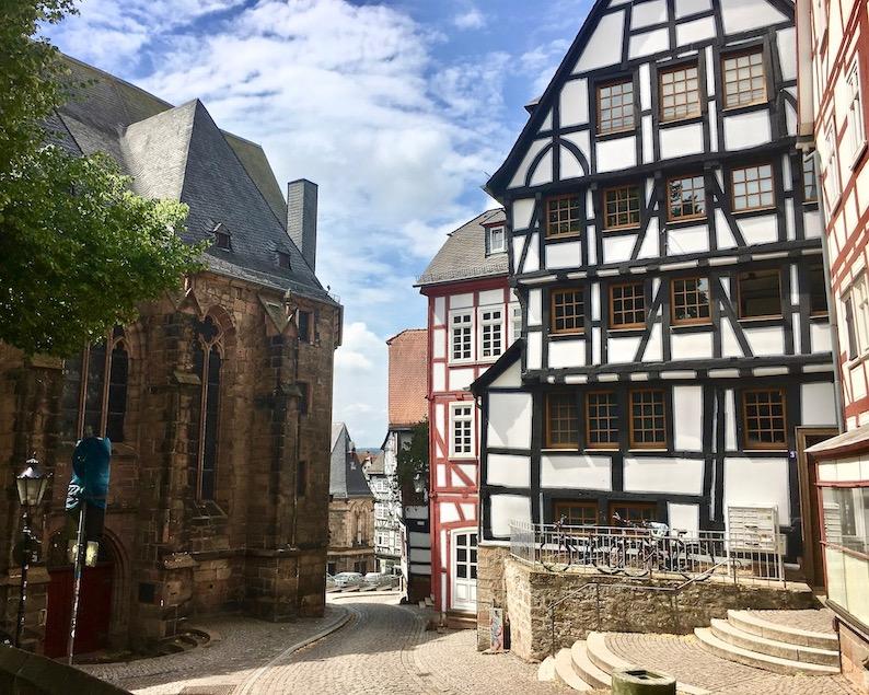 Marburg an der Lahn Evangelische Universitätskirche