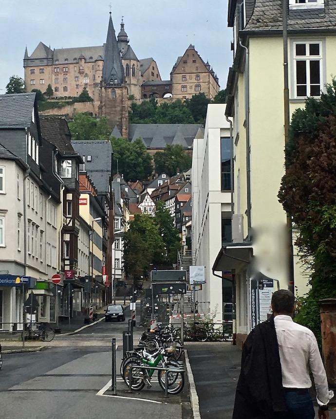 Marburg an der Lahn Landgrafen-Schloß