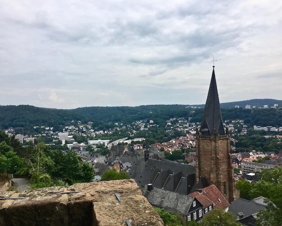 Marburg an der Lahn St.Marien Pfarrkirche