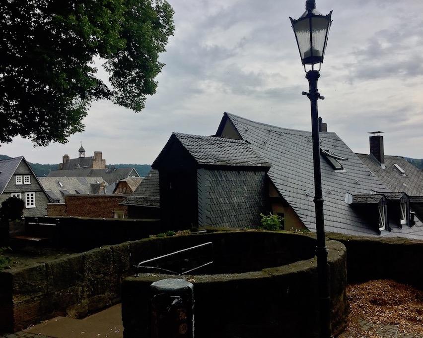 Marburg an der Lahn Steinerne Wendeltreppe
