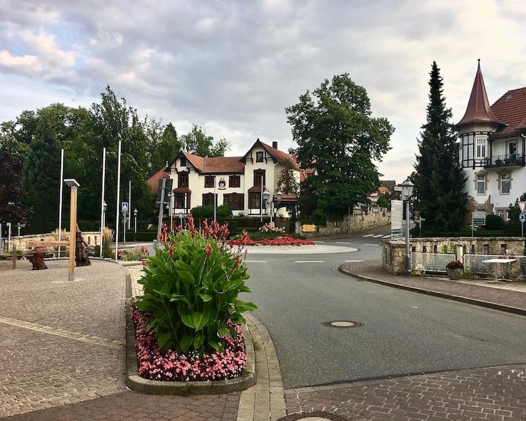 Rathaus Bad Sachsa Deutschland