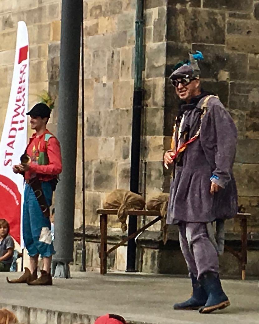 Rattenfängerstadt-Hameln Musical-Rats 2