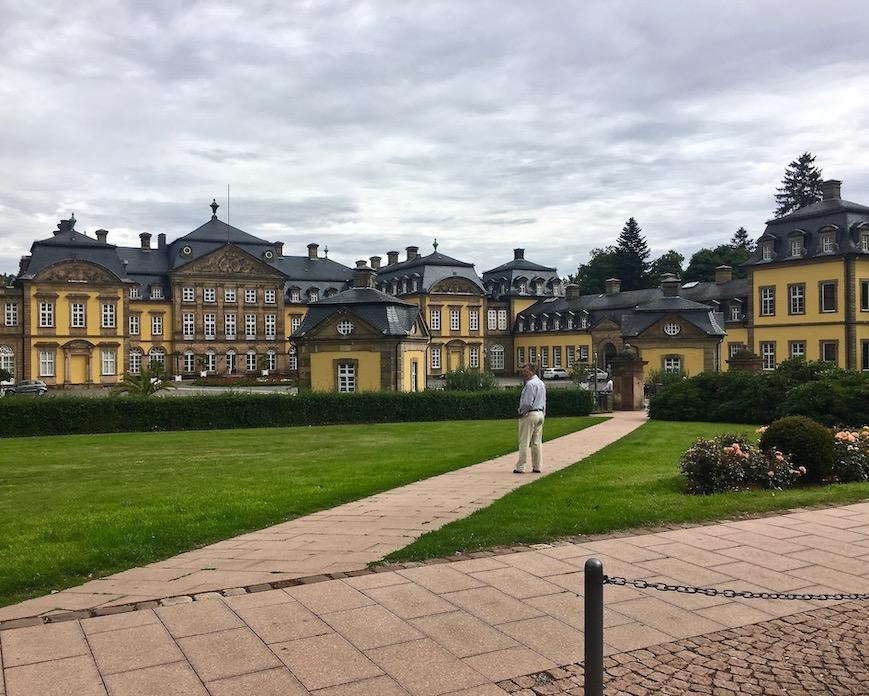 Residenzschloss Bad Arolsen Arolsen Deutschland