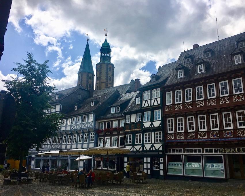 Schuhhof Goslar Deutschland