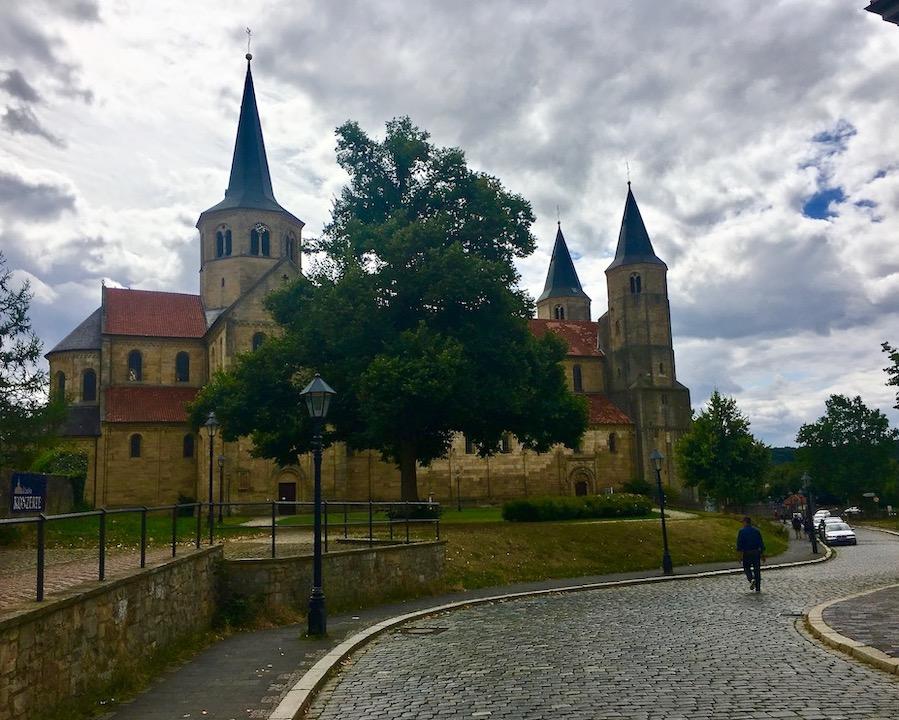 St.Godehard-Kirche Hildesheim Deutschland