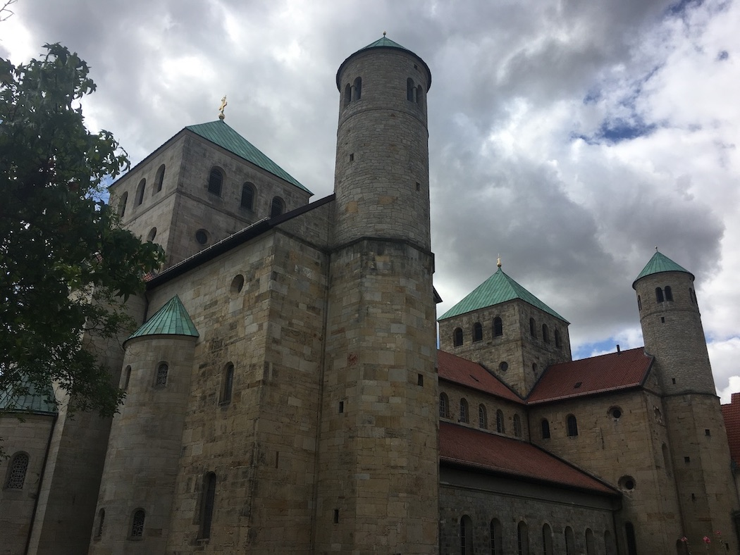 St.Michaelis Hildesheim Weltkulturerbe Hildesheim Deutschland