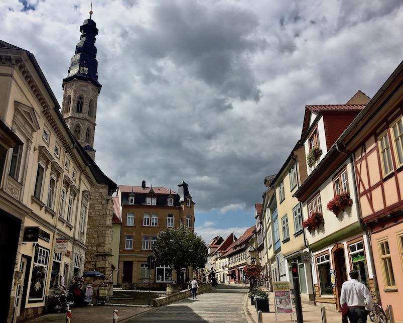 Altstadt von Mühlhausen