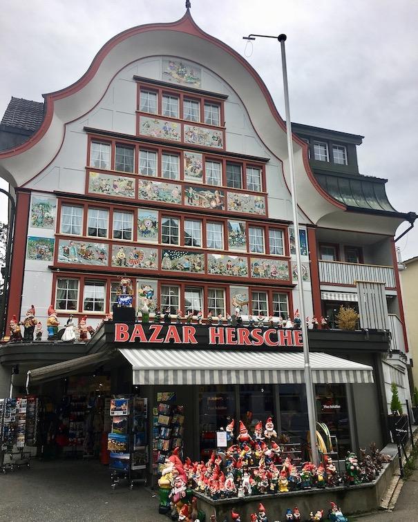 Bazar Hersche Appenzell Schweiz