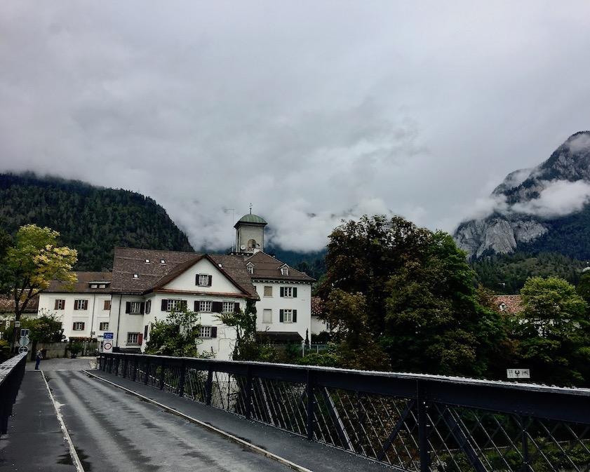 Schloß Reichenau Schweiz