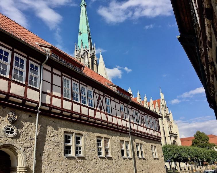 Zur Marienkirche Mühlhausen