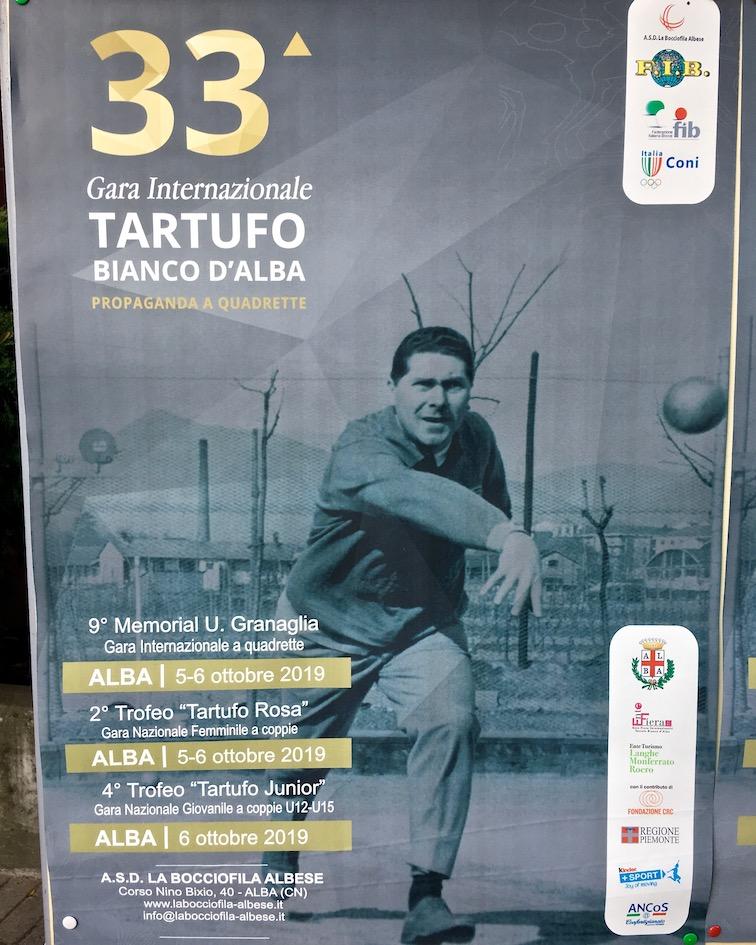 33Tartuffo Turnier Alba 2019 Italien