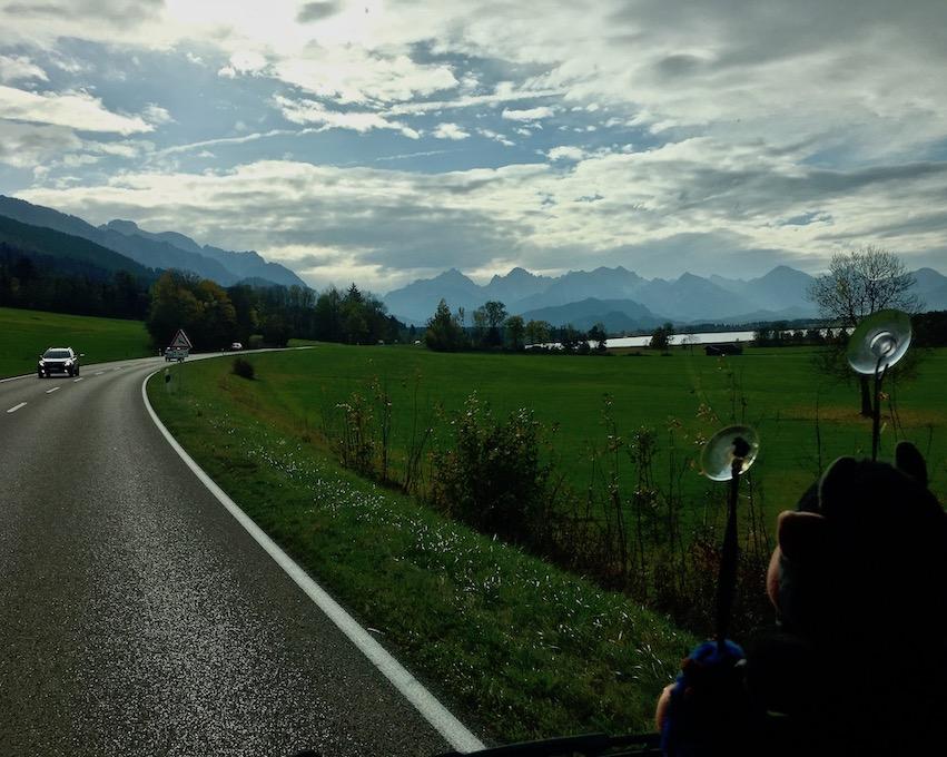 Allgäu Bannwaldsee Schwangau Deutschland