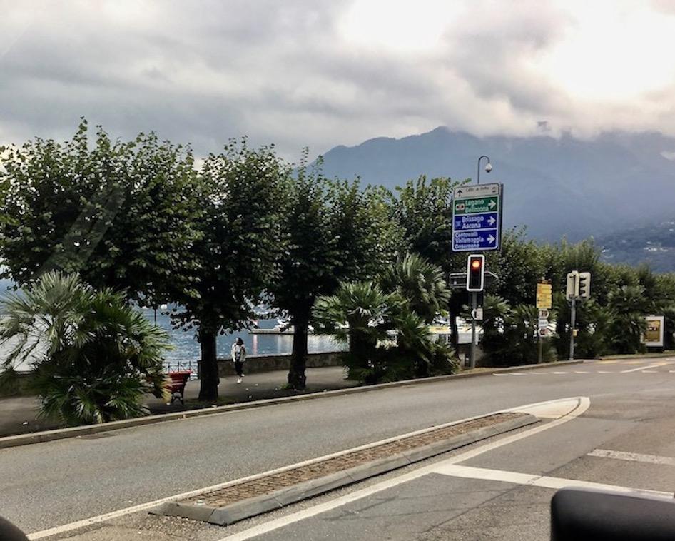Am Lago Maggiore Italien