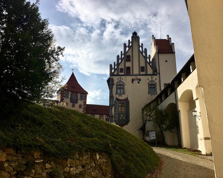 Hohes Schloss Füssen Deutschland