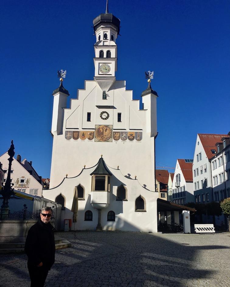Kempten im Allgäu Rathaus Deutschland