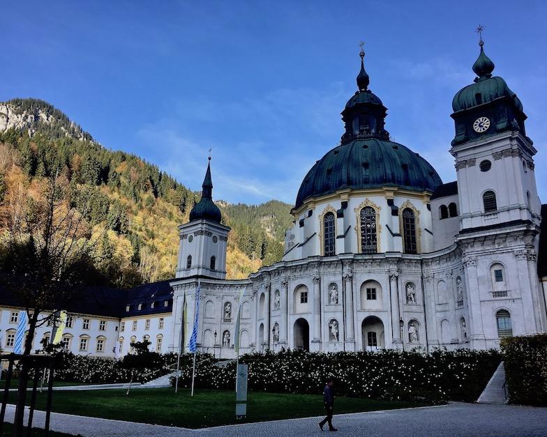 Kloster Ettal Benediktinerabtei Deutschland