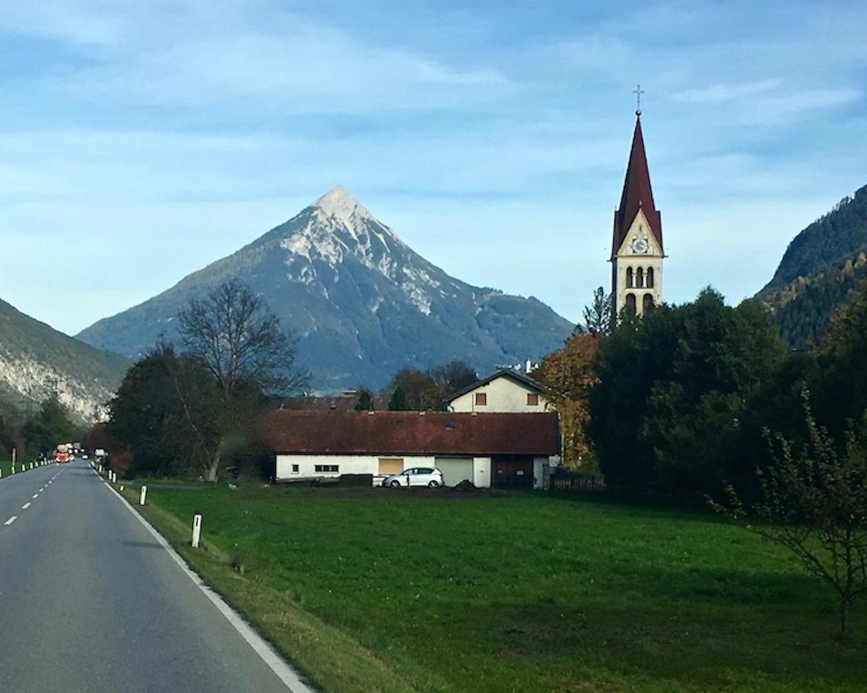 Krahbergzinken in Österreich