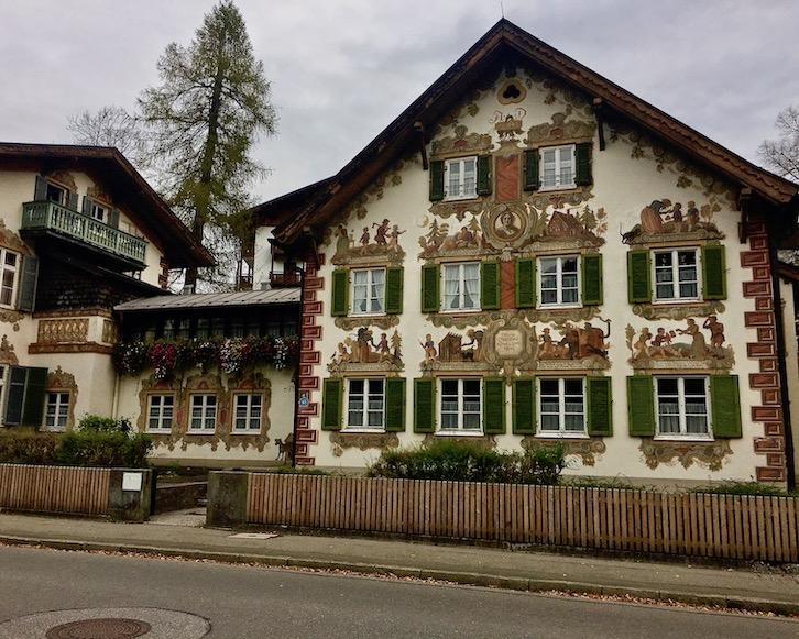 Oberammergau Hänsel- und Gretel Haus Deutschland