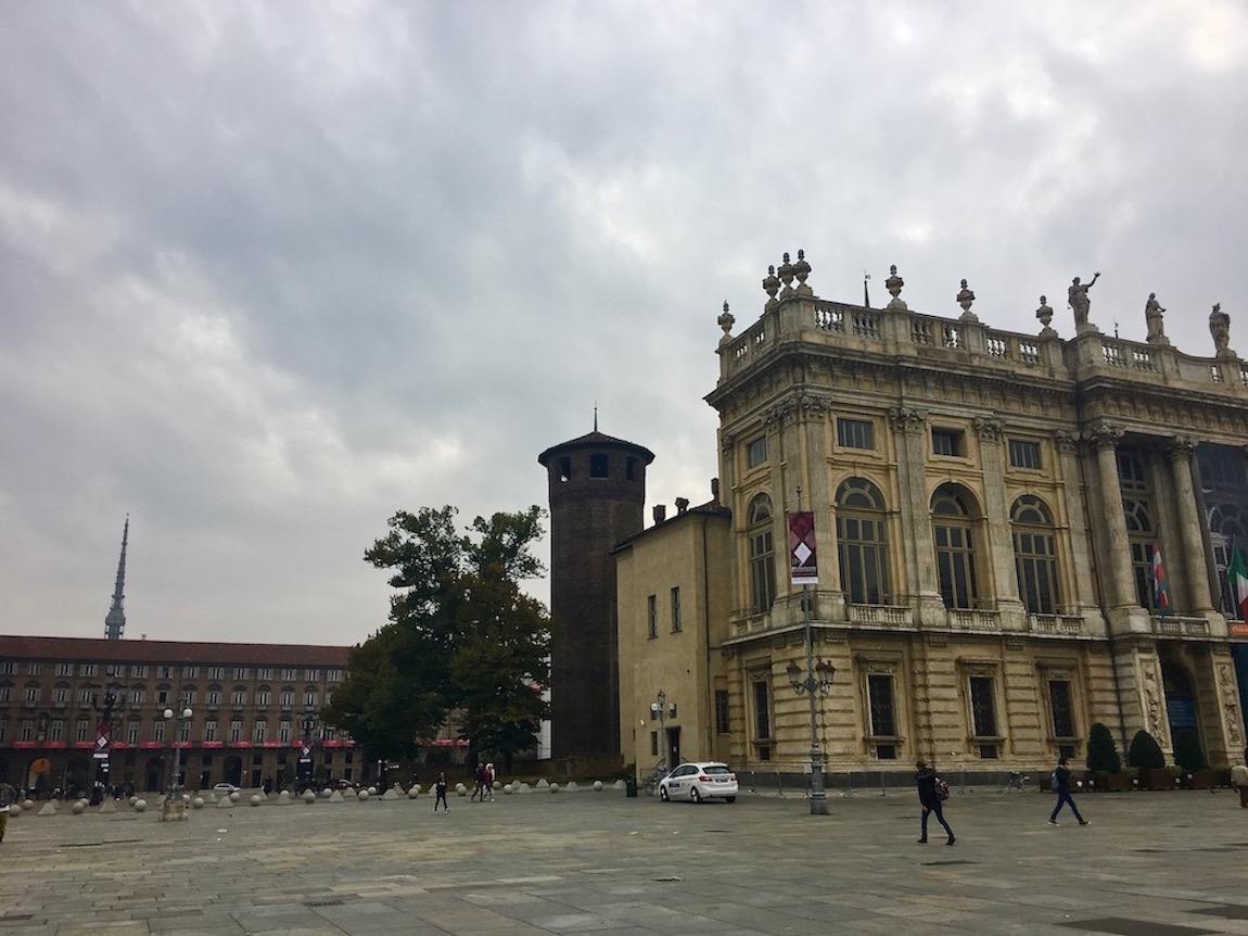 Palazzo Madama Turin Italien