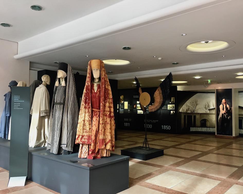 Passionsspiele Museum Oberammergau Deutschland