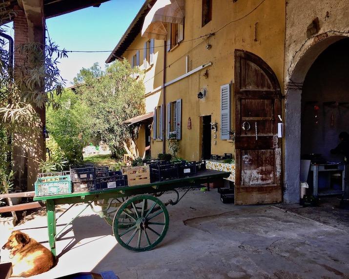 Podere Ronchetto Agriturismo Mailand Italien Hofverkauf