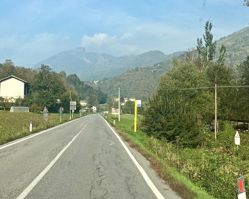 ins Valle Vareita Piemont Italien