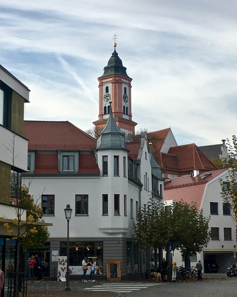 Altstadt Krumbach Deutschland