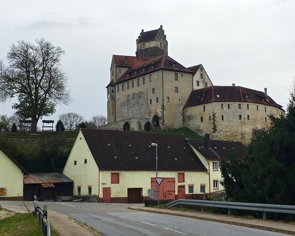 Burg Knollenburg Deutschland