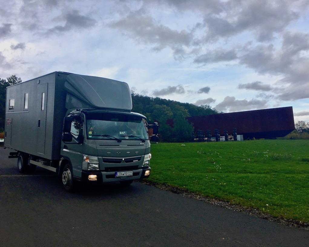 Die Keltenwelt am Glauberg mit mole-on-tour Deutschland