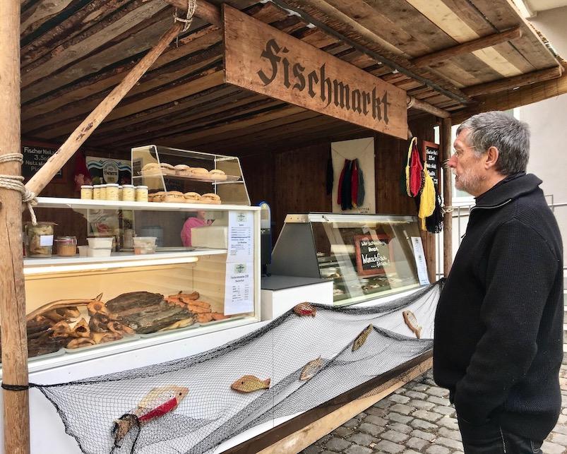 Fisch-Erntewoche Fischmarkt Dinkelsbühl