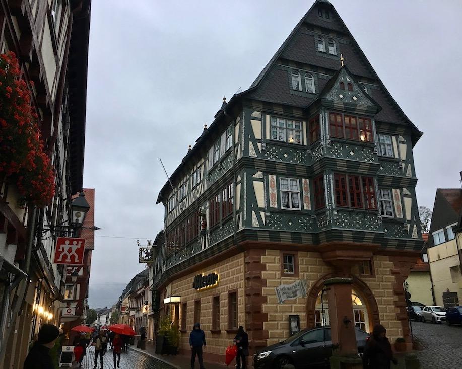 Gasthaus Zum Riesen Miltenberg am Main Deutschland