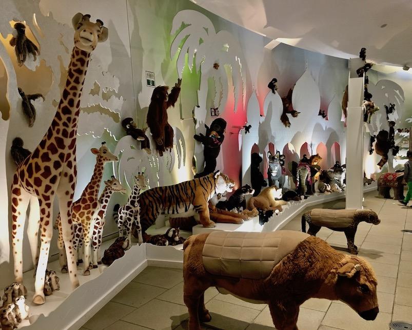Steiff-Museum Giengen an der Brenz Kindertraum Deutschland