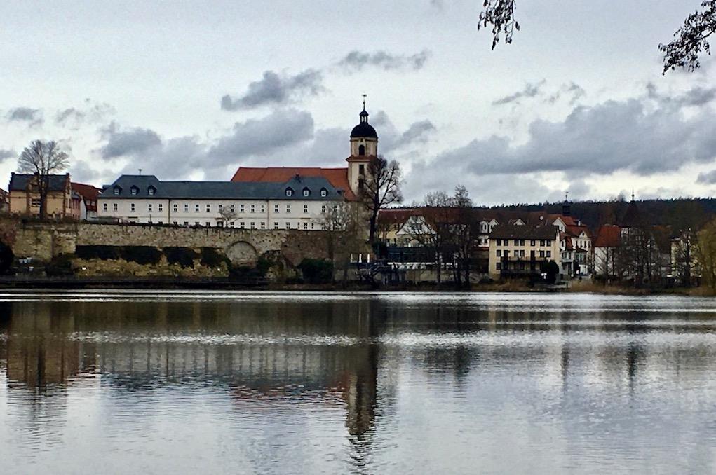 Bad Salzungen Thüringen Deutschland