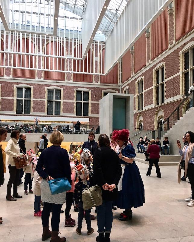 Kinderführungen im Rijksmuseum Amsterdam Niederlande