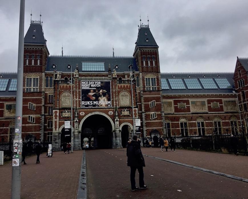 Rijksmuseum Amsterdam Niederlande