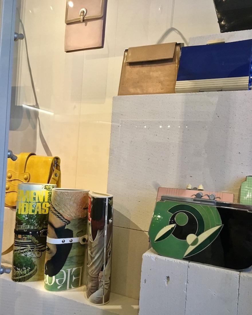 Tassenmuseum Hendrikje Moderne-Taschen Amsterdam Niederlande