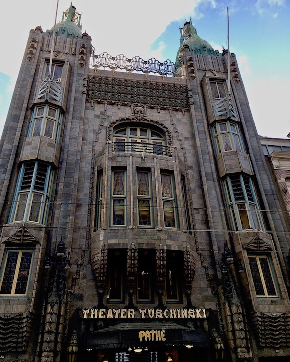 Tuschinski-Theater Kinopalast Amsterdam Niederlande