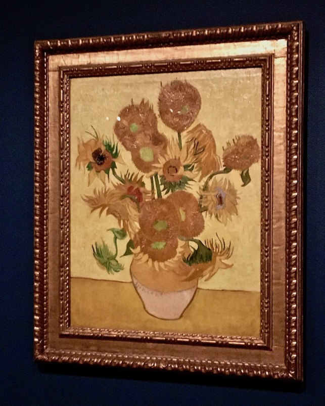 Vincent van Gogh Sonnenblumen Van-Gogh-Museum Niederlande