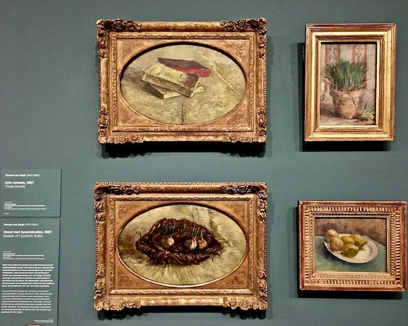 Vincent van Gogh Stilleben Van-Gogh-Museum Amsterdam Niederlande