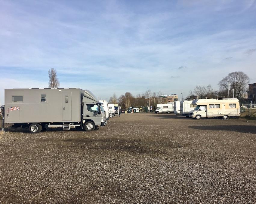 Wohnmobil-Stellplatz Amsterdam für mole-on-tour Amsterdam-City-Camp Amsterdam Niederlande