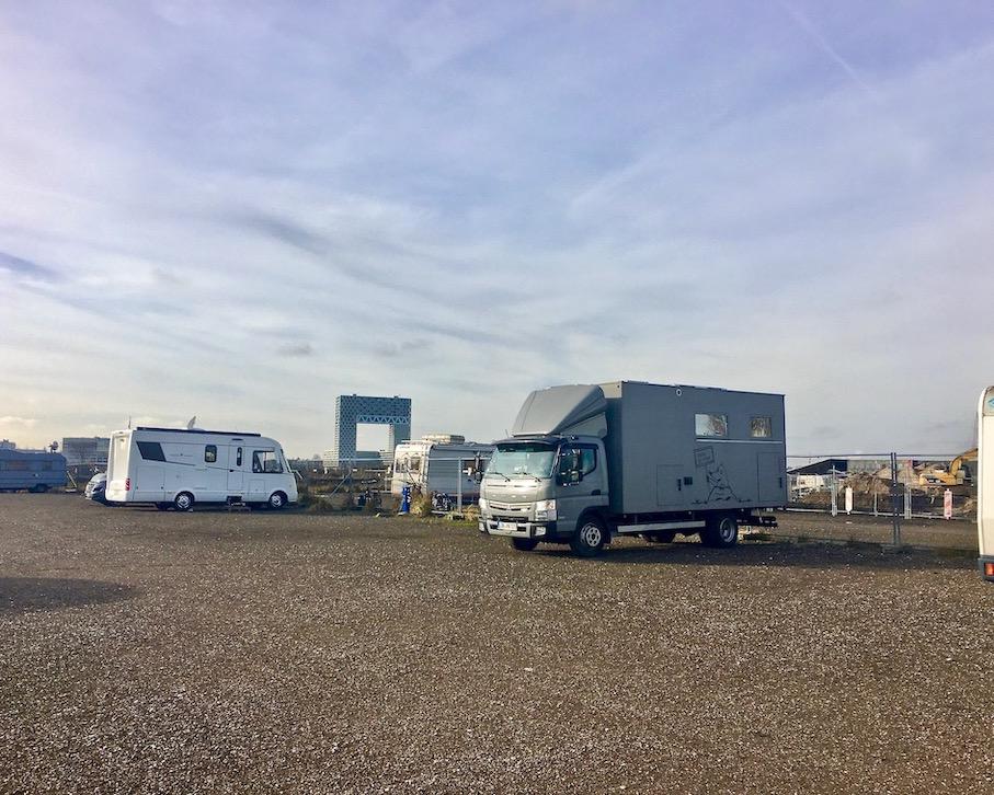 Wohnmobil-Stellplatz für mole-on-tour Amsterdam-City-Camp Amsterdam Niederlande