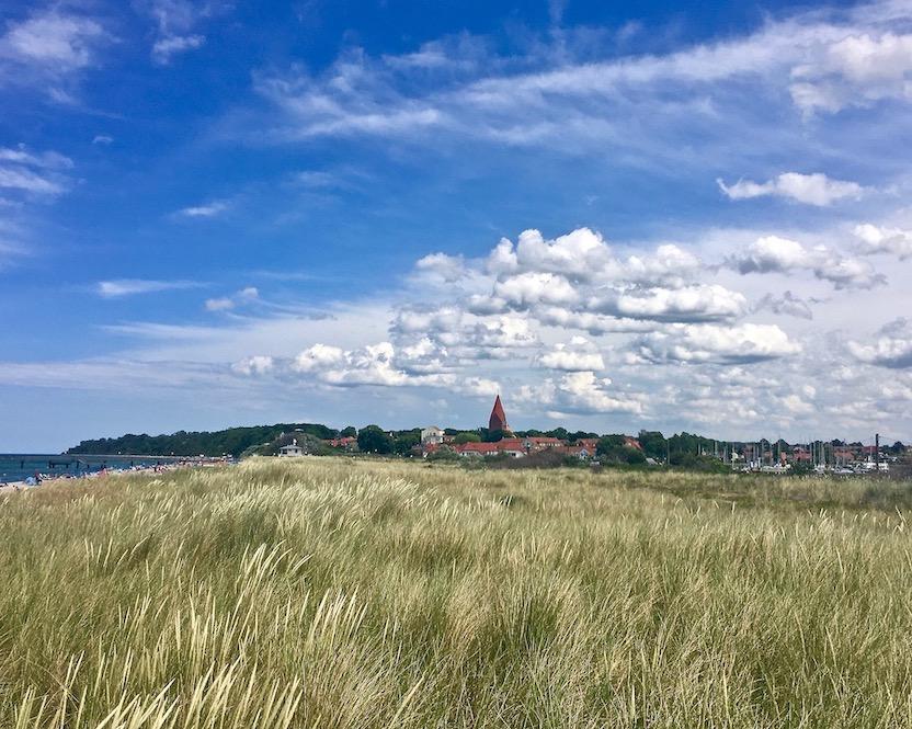 Düne Ostseebad Rerik Ostsee und Salzhaff
