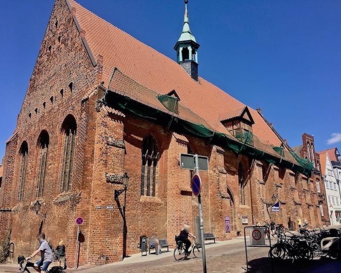 Heiligen-Geist-Kirche Wismar Deutschland