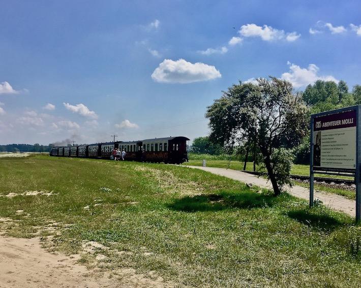 Mecklenburgische-Bäderbahn-Molli Dampflokbahn-Molli