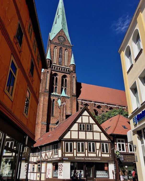 Schweriner Dom St. Maria und St.Johannes Schwerin Deutschland
