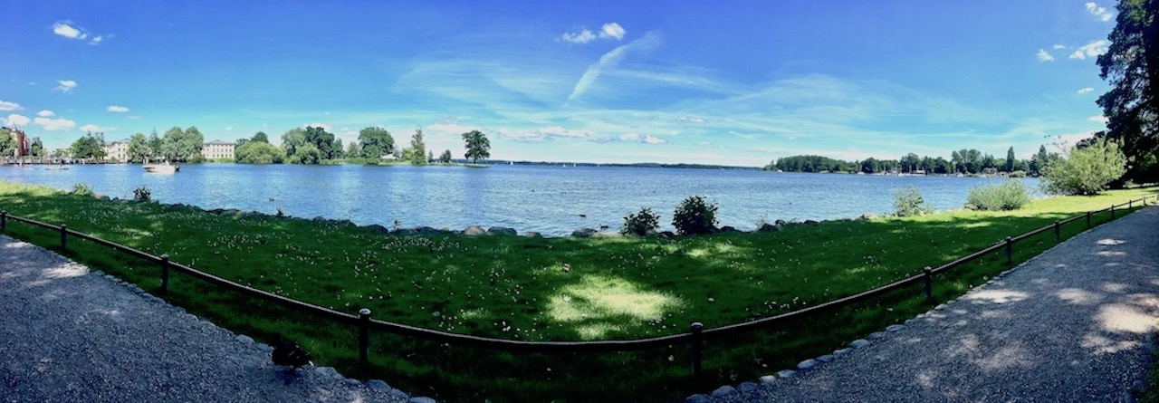 Schweriner-See Panorama