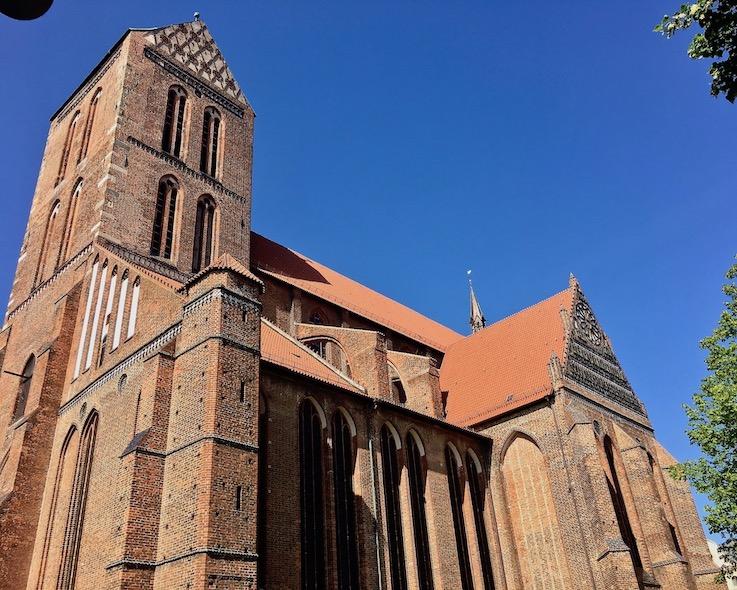 St.Nikolai zu Wismar