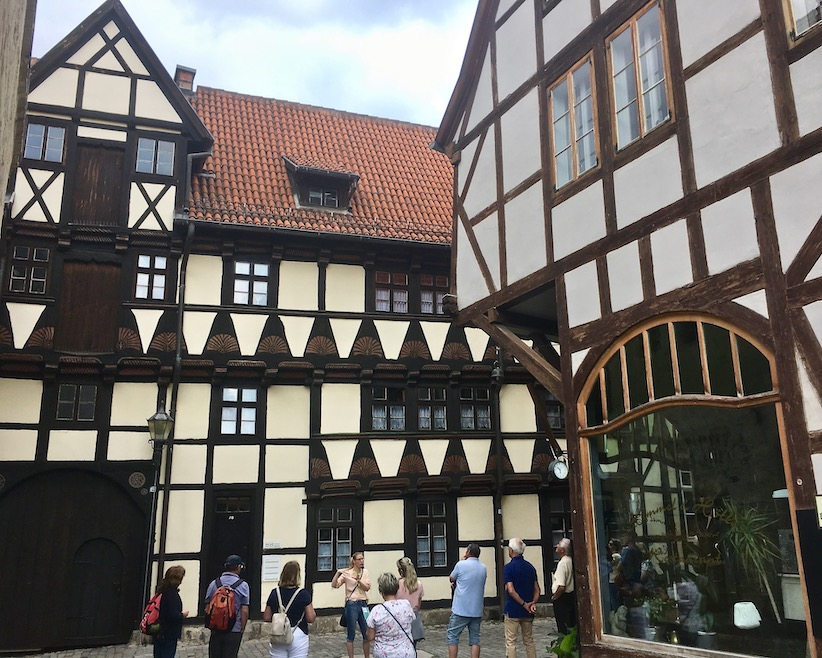 Stadtführung Quedlinburg Von der Pölle zur Hölle Quedlinburg Deutschland