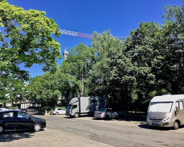 Wohnmobilstellplatz Hannover Maschsee